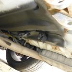 Unterfahrschutz und Schutz der Schraube gegen Abreißen , wie vom TÜV gewünscht
